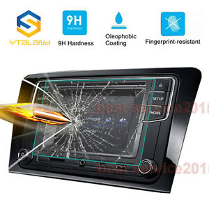 Car-Truck-GPS-Navigator-Tempered-Glass-Screen-Protector-Foils-Film-Guard-Protect