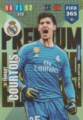LIMITED EDITION CARTE PANINI ADRENALYN XL FIFA 365-2020 a choisir PREMIUM
