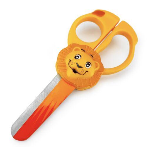 Single 5 Inch Animal Shaped Children/'s Safety Scissors Westcott Wild Ones