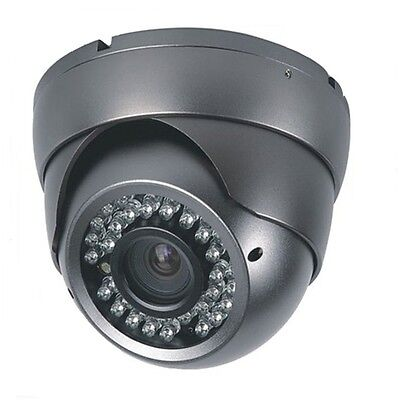 Amview 1800TVL 2.8~12mm Varifocal Zoom Dome CCTV tau Security Camera  (1)pc