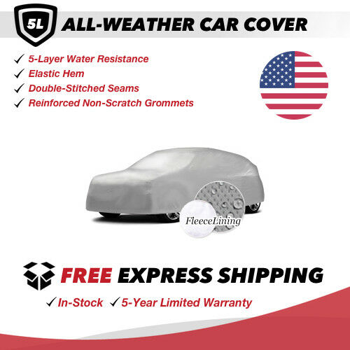 All-Weather Car Cover for 2008 Chevrolet HHR Wagon 2-Door