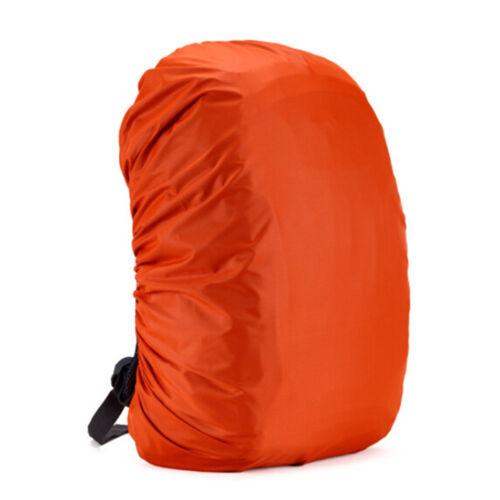 1x lluvia de polvo impermeable cubierta viaje mochila camping mochila
