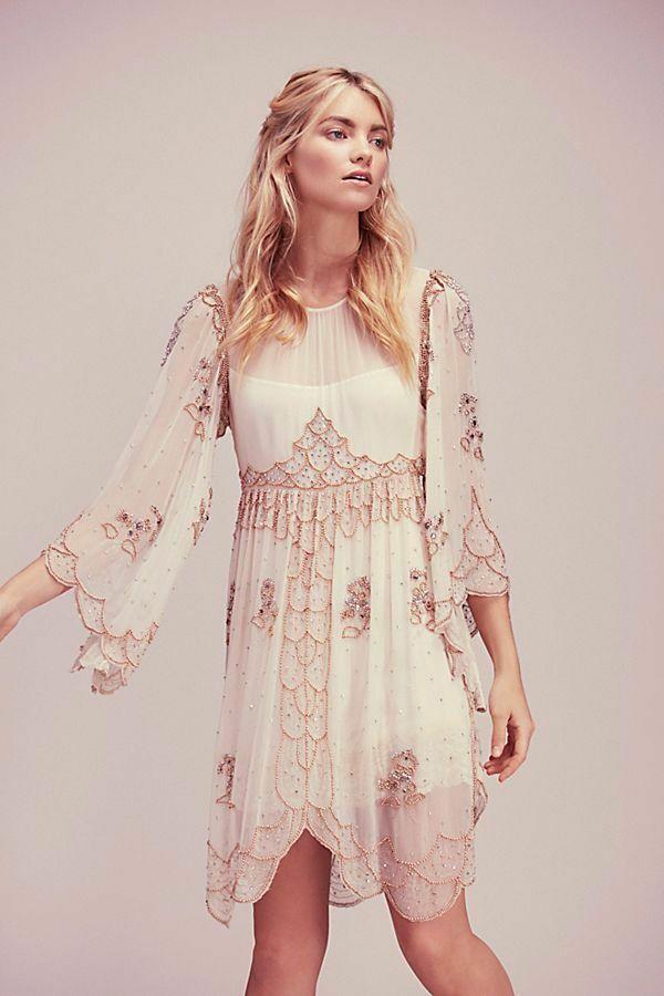 Edición limitada de Kristal Free People  Vestido-M -  600 precio minorista sugerido por el fabricante  n ° 1 en línea