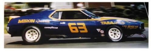 1//25th Scale Decals #63 Denny Wagoner Miron Javelin 1//24th