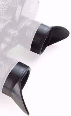 2x Augenmuschel Para Caza De Vidrio Hensoldt 6x30 (rub1#) Los Consumidores Primero