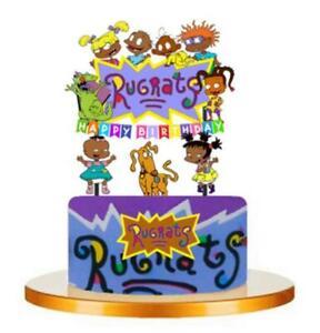 Black Rugrats Supplies Decoration
