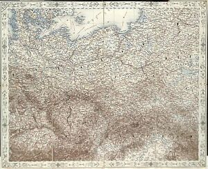 Antique-maps-Poland-amp-Southern-Baltic