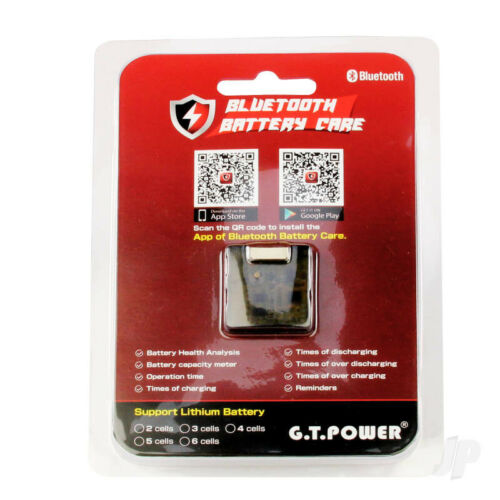 GT Power Bluetooth Battery Care