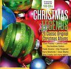 Christmas Legends - 20 Classic Original Christmas Albums 4053796003300