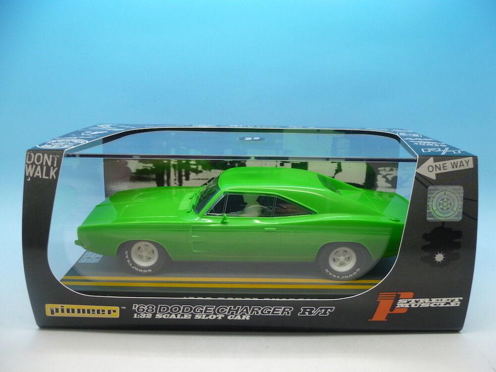 Pioneer J210715 J-código Dodge Cargador Verde Lima conjunto de prueba de herramienta de moldeo 1