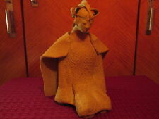 OEUVRE UNIQUE/SCULPTURE GEISHA/JAPON/JAPAN/BOUDDHA/QUALITE MUSEE/QUALITY MUSEUM