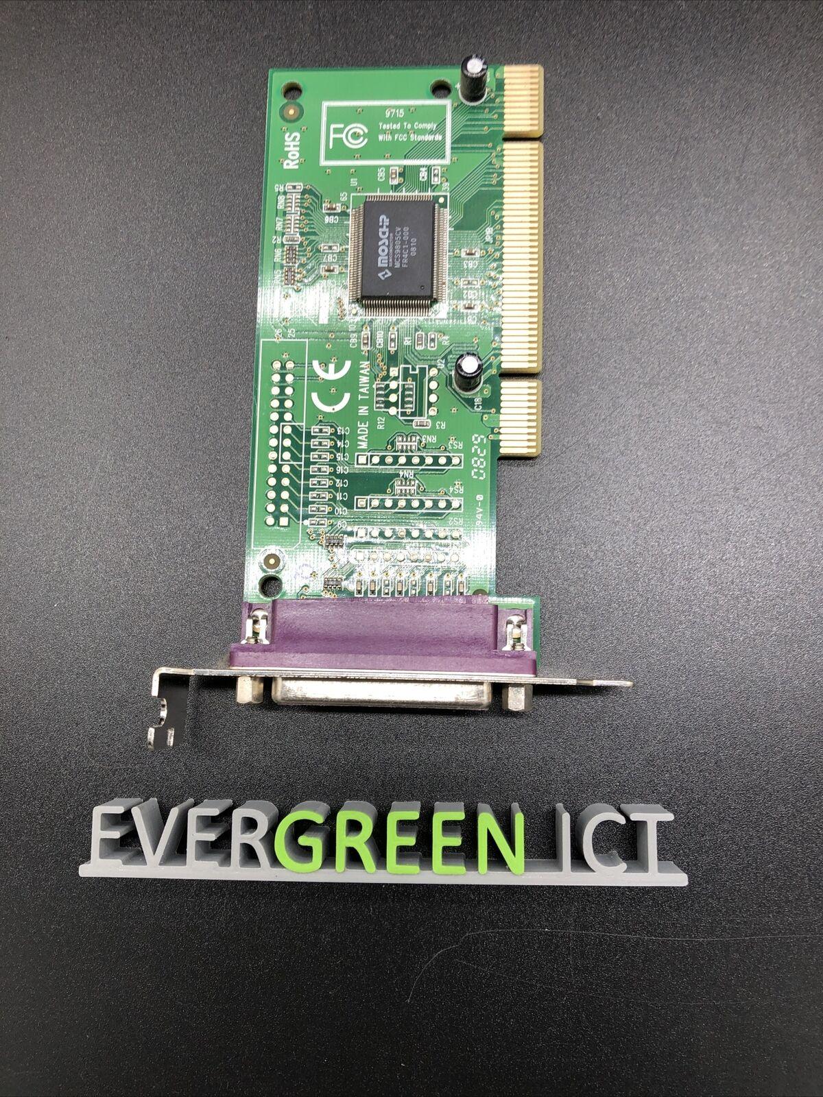 StarTech Low Profile 1 Port Parallel PCI Card PCI1P_LP