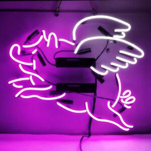 neon light signs love image is loading neonlightsignsflyingpigrealglassbeer neon light signs flying pig real glass beer bar pub store home decor