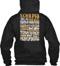 A B C D E F G H I J Gildan Hoodie Sweatshirt Soft Asl American Sign Language T