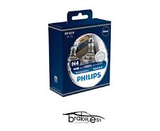 COPPIA LAMPADE PHILIPS H4 12V 55W RACING VISION +150% DI LUMINOSITA 12342RVS2