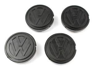 4x-VW-Golf-I-II-1-2-Jetta-Scirocco-Passat-GT-GTI-Nabendeckel-321601171C