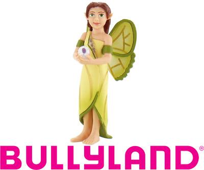 Figurine Elfe Floriel Monde Fantastique Jouet Peint à Mains Jeux Bullyland 75704
