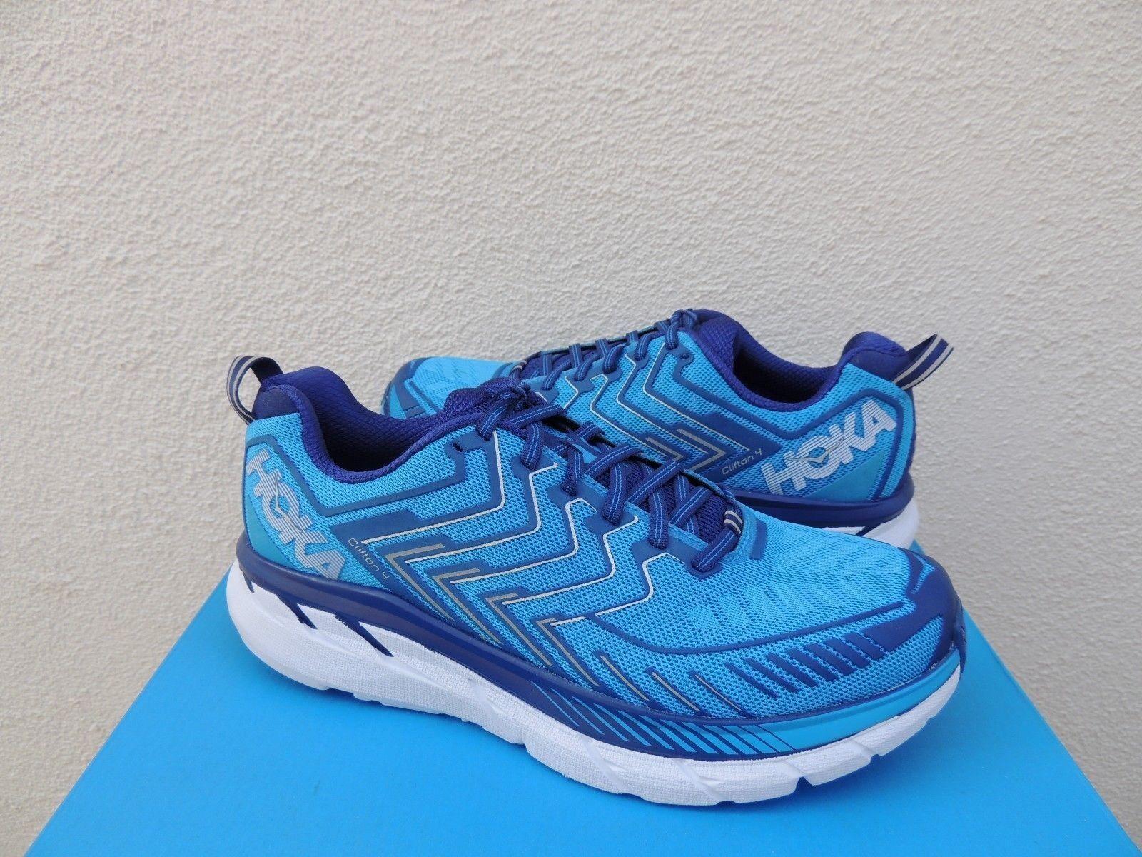 53406efe Hoka One One CLIFTON 4 Diva Azul Verdadero Zapatos correr, EE. UU. 8.5 42  euros Nuevo En Caja para Hombres ntekii1126-Zapatillas deportivas