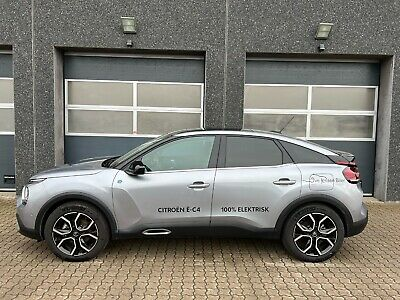 Annonce: Citroën ë-C4 Shine Sport - Pris 299.900 kr.