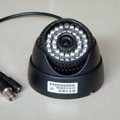 Cctv Surveillance Camera 1200TVL CMOS Color 36IR 3.6mm Lens Dome Video w99-12