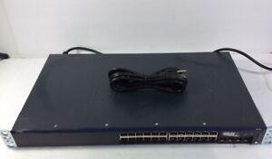Juniper-Networks-EX2200-24T-4G-Gigabit-24-Port-8-POE-Switch-Rackmount-AM