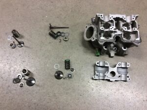 CANAM-CAN-AM-BRP-DS450-DS-450-XMX-XXC-X-MPH-PORTED-ENGINE-CYLINDER-HEAD-VALVES-B