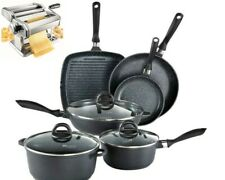 Baccarat Stone Cookware Set 6 Piece Non Stick Cooking Set Cookset