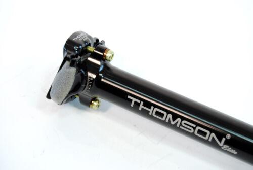 Thomson Elite Mountain Bike Seat Post 26.6mm 330mm SP-E118-BK