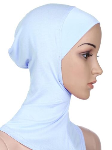 Hijab Untertuch Ameria Bone Bonnet Kopftuch Islam einteilig Schlauch farbig-SHT