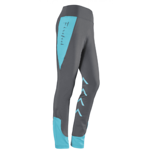 20R /& 26R *CLEARANCE* Firefoot Kids Ripon Two Tone Breeches Grey//Teal
