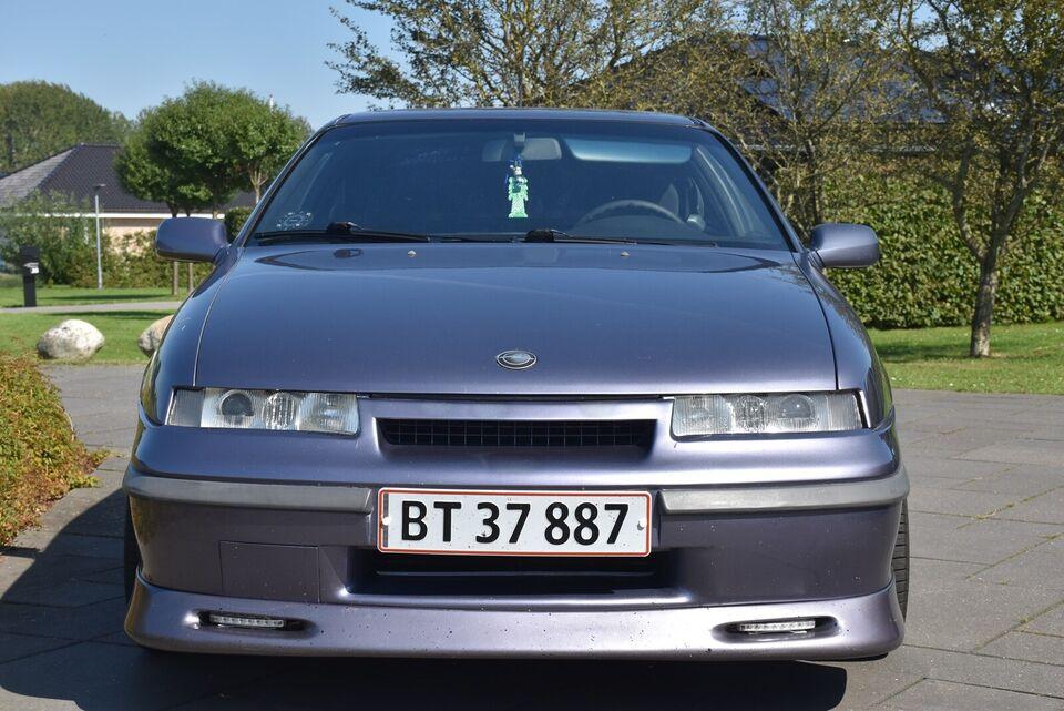 Opel Calibra, 2,0i 16V Turbo 4x4, Benzin