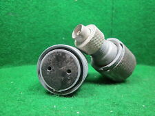 (1) PL-P165 CONNECTOR for SCR-522 VHF AIRCRAFT RADIO NOS