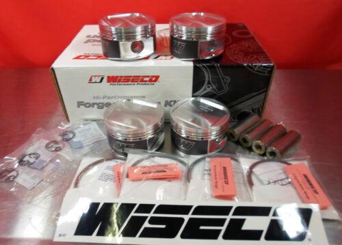 Wiseco Pistons for Subaru Impreza WRX STi 2.0l  EJ20 EJ207 Turbo K588M92AP