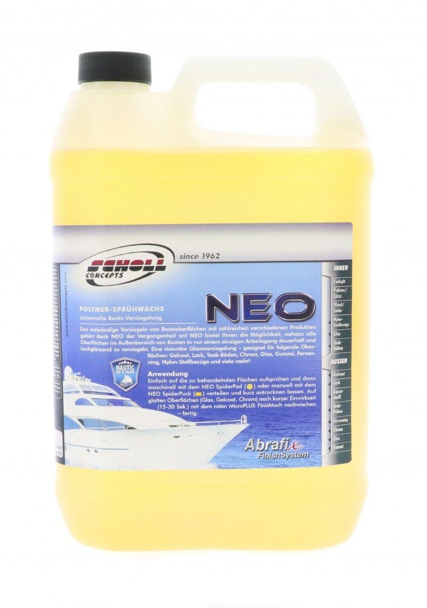 Scholl Concepts Marine Neo Neo Marine Polymer- Sprühwachs 5 Liter,  23,99 EUR / Liter 1a9c71