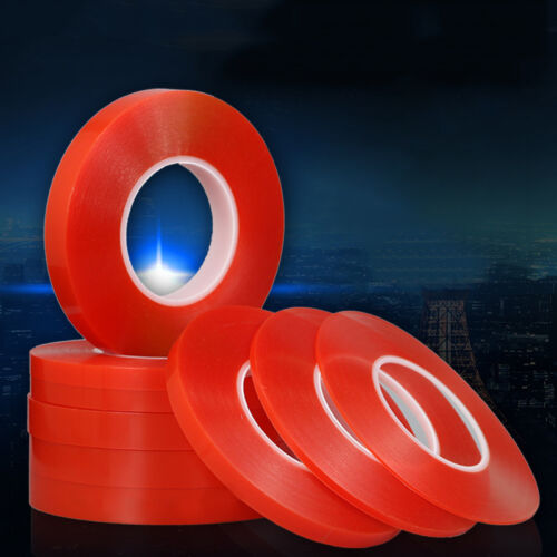 Red Cinta adhesiva de doble cara cinta adhesiva fuerte para móviles
