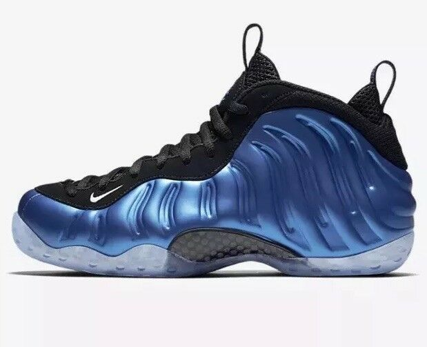 NIKE AIRE FOAMPOSITE ONE 20 XX DARK NEON ROYAL blueE  MENS SIZE 12  [895320-500]