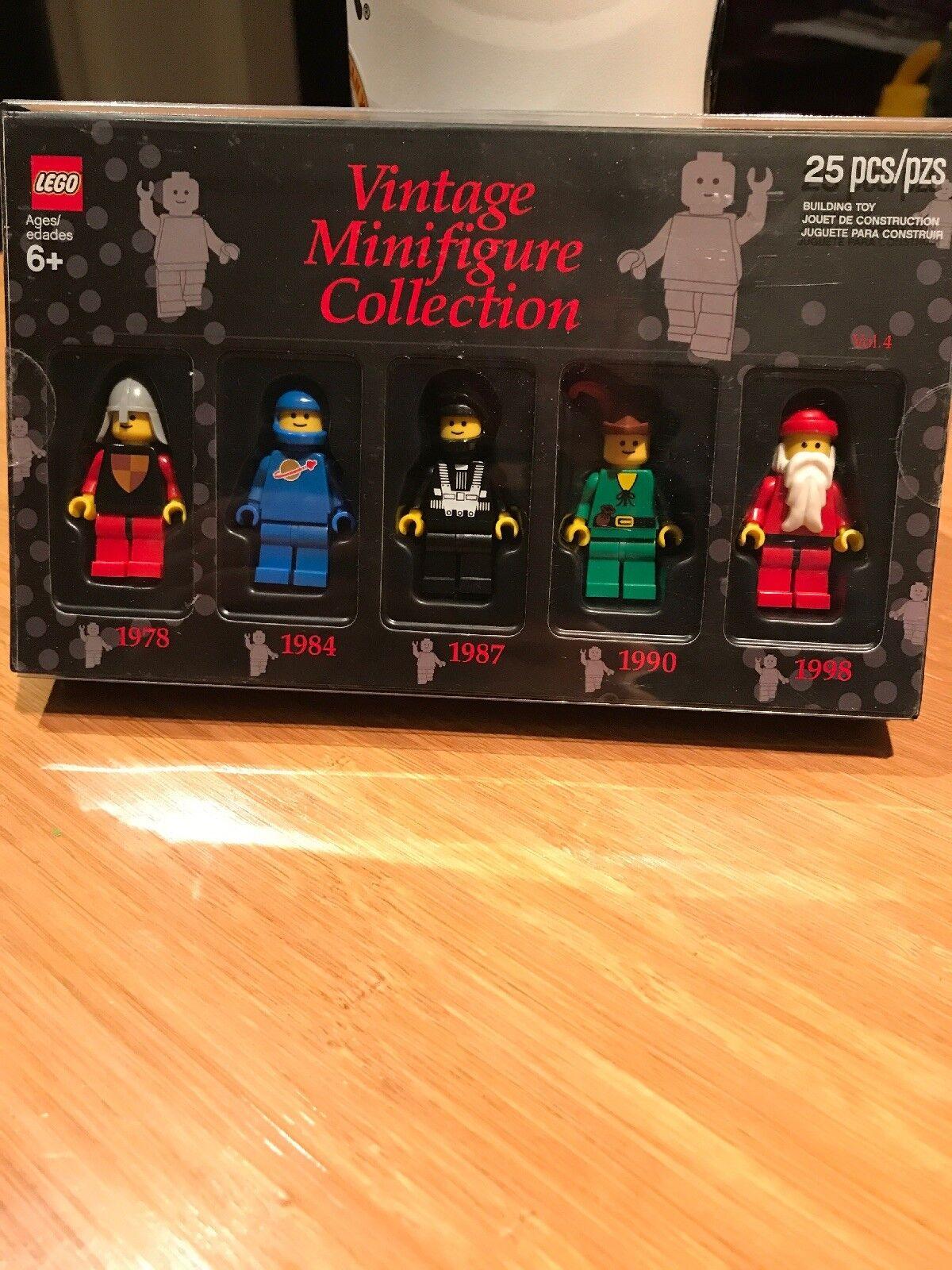 NEUF LEGO  vintage figurine collection-volume 4-point 4563616-LN  sélectionnez parmi les dernières marques comme