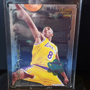 1996-1997-Kobe-Bryant-Fleer-Rookie-Sensations-RC-Lakers-HOF-Mamba-Rare
