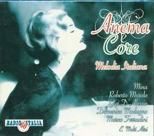 Anema E Core - Mina/Murolo/Modugno/Ferradini/Carosone/Ricchi E Poveri Cd Nuovo