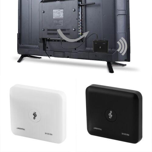 2in1 Wireless BT V4.1 Transmitter/& Receiver TV Stereo Music Audio Adapter