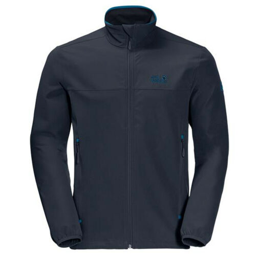 Jack Wolfskin Mens Crestview Super Stretchy Flex Shield Jacket 26/% OFF RRP