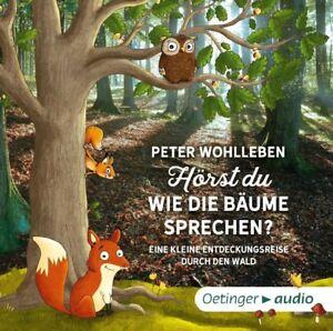 PETER-WOHLLEBEN-HORST-DU-WIE-DIE-BAUME-SPRECHEN-EINE-KLEINE-ENTD-CD-NEW