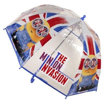 Ombrello Bambini Ombrello Minions The Minion Invasione-
