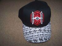 Star Wars Hat Cap Boy's Osfa Tie Fighter Storm Trooper Snap Back