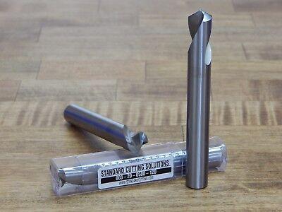 Carbide Spot Drill SCS -**BRAND NEW** 003-20-0250-120 .250 120 Deg 1//4