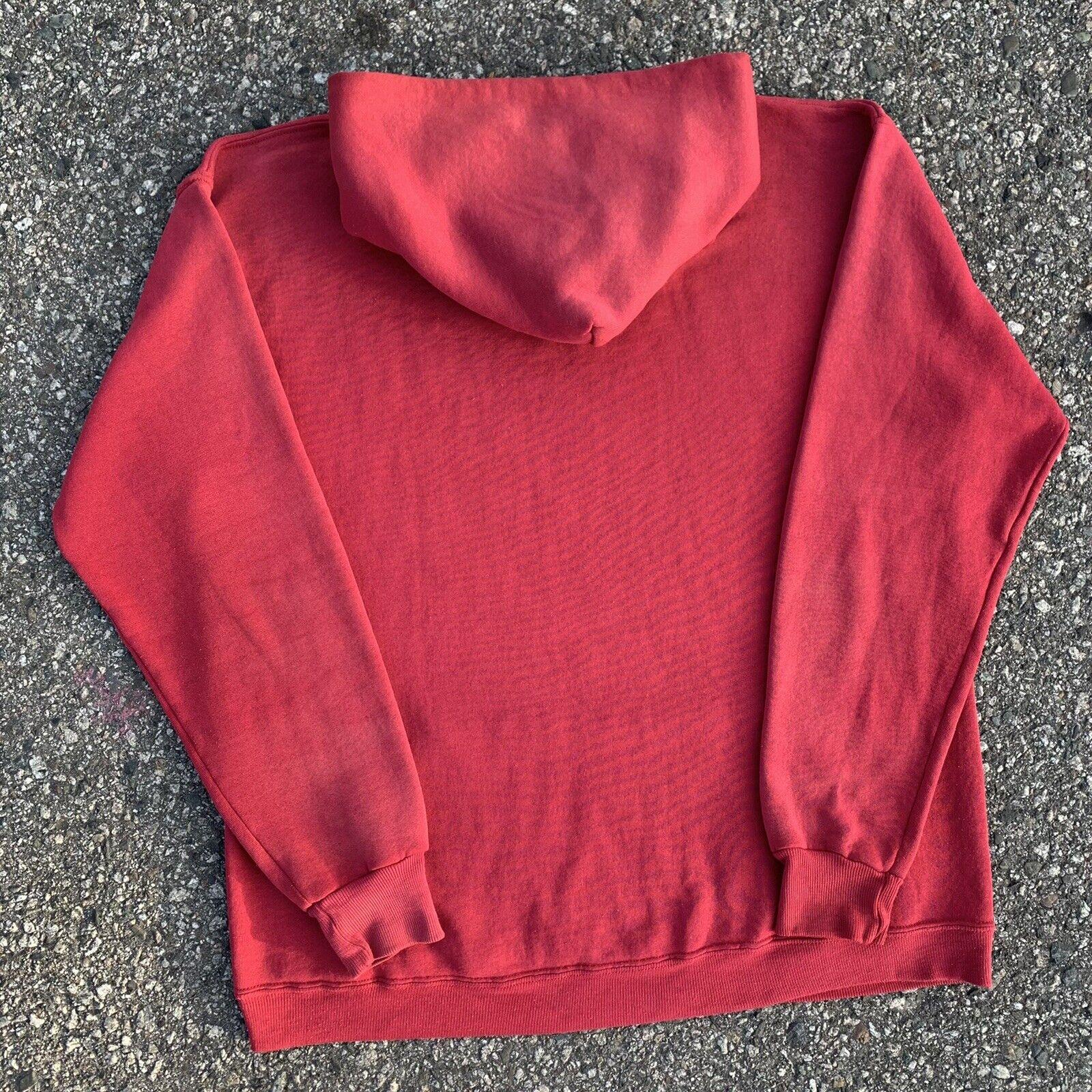 Vintage 70s Russell Athletic Hoodie Sweatshirt US… - image 12