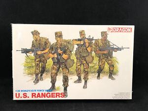 RANGERS MODEL KIT # 3004 1//35 DRAGON U.S