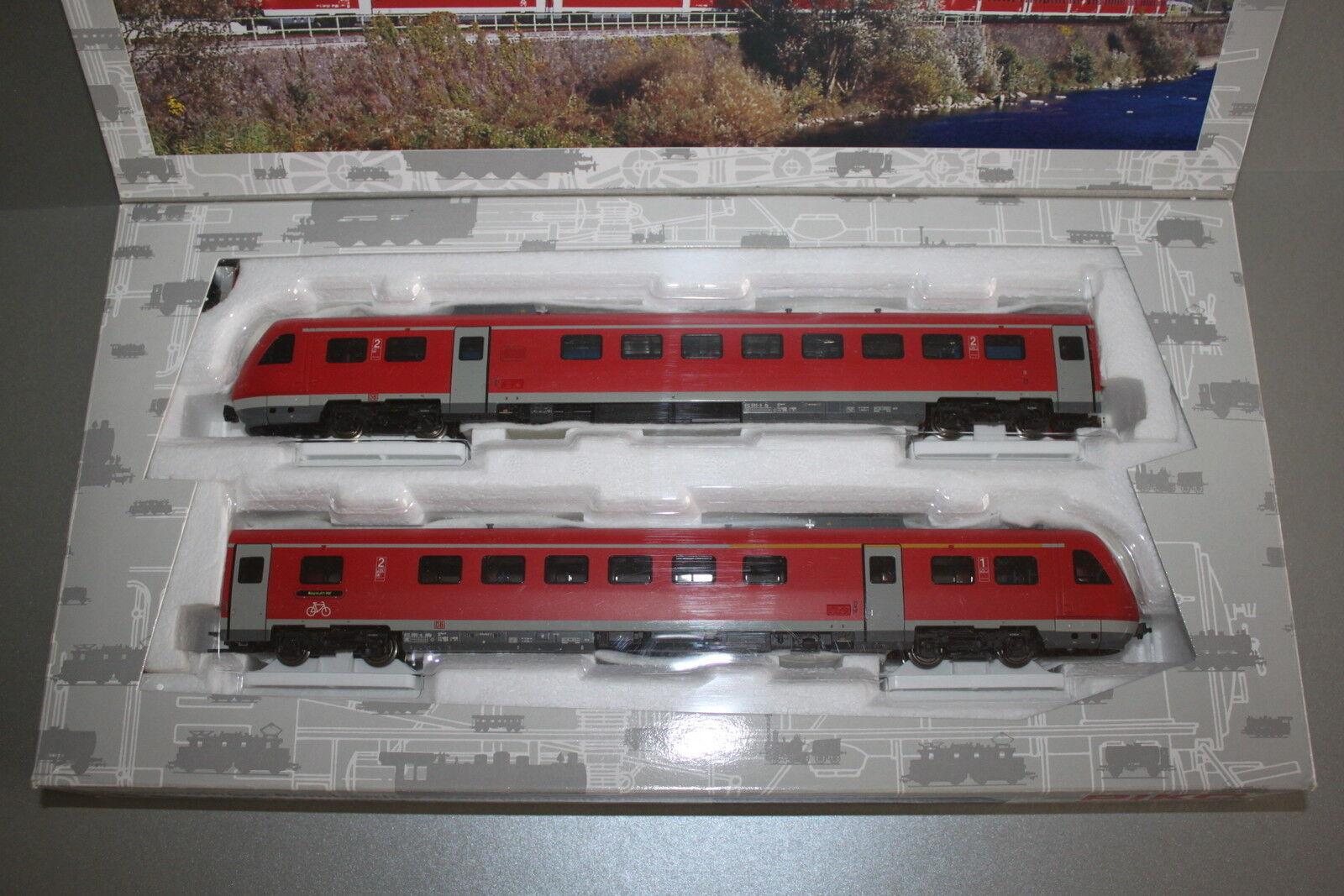 PIKO 52000 Regio Swinger VT 612 DB AG EPOCA V DSS traccia h0 OVP