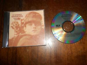 CD AUDIO:Massimo Ranieri – 'O Surdato 'Nnamurato  Etichetta: CGD – 9031 70546-