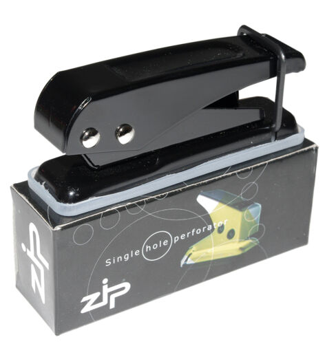 8 Sheets Assorted Colours Single Hole Punch